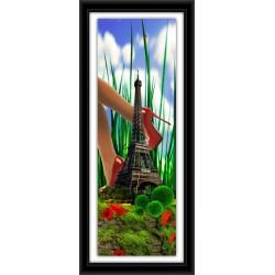 PARIS À MES PIEDS (Tour Eiffel)