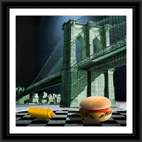 NEW YORK (Hamburger)