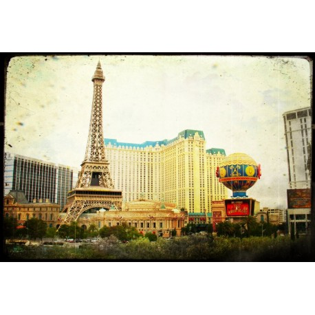 VINTAGE 35 L Las Vegas 2007