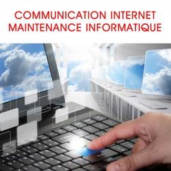 COMMUNICATION INTERNET / MAINTENANCE INFORMATIQUE