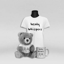 HEADY WHISPERS - Merchandising