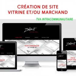 CRÉATION DE SITE VIRINE ET/OU MARCHAND