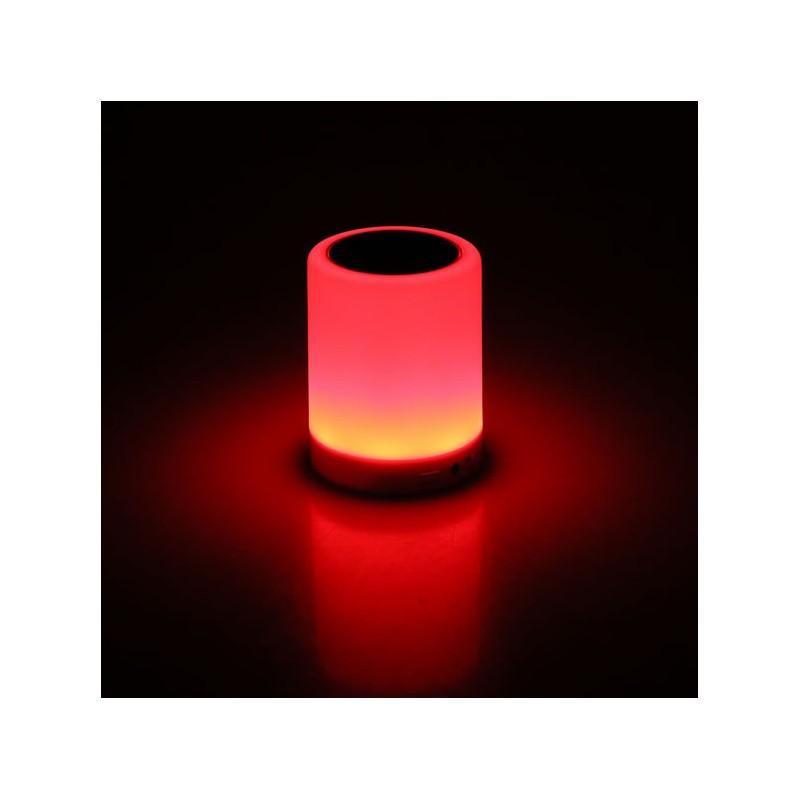 Rechargeable Et Bluetooth Zub Lampe Led Salsa Art N8OPn0wkXZ