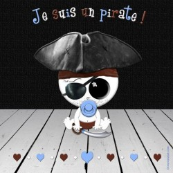 Baby P'tit Pirate