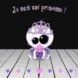 Baby P'tite Princesse