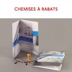CHEMISES À RABATS