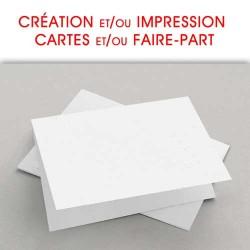 CRÉATION / IMPRESSION CARTES DE VOEUX