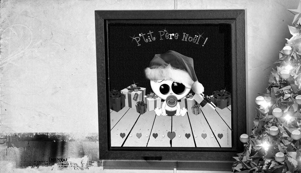BABY ZUB de Noël !